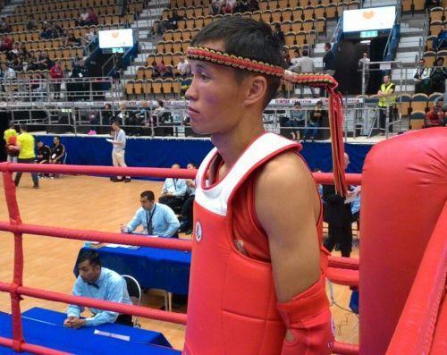 Сборная Кыргызстана по тайскому боксу2