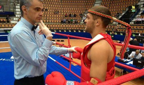 Сборная Кыргызстана по тайскому боксу3
