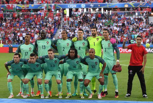 Португалия - Уэльс1