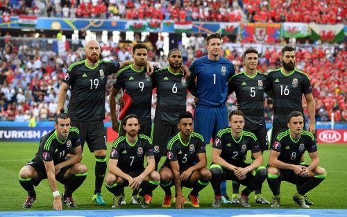 Португалия - Уэльс