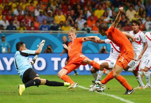 Голландия - Коста-Рика - 0:013