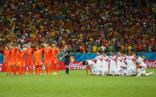 Голландия - Коста-Рика - 0:012