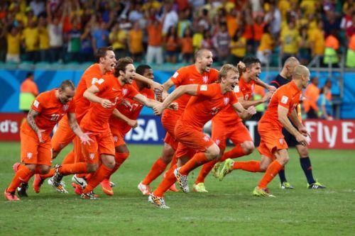 Голландия - Коста-Рика - 0:02