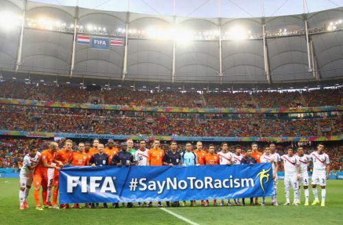 Голландия - Коста-Рика - 0:07