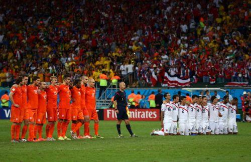 Голландия - Коста-Рика - 0:03