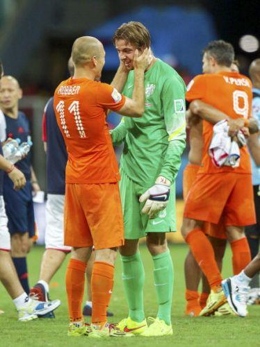Голландия - Коста-Рика - 0:0