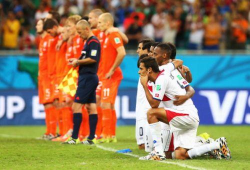 Голландия - Коста-Рика - 0:011