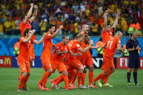 Голландия - Коста-Рика - 0:04