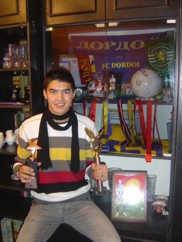 2010 год - Азамат Байматов
