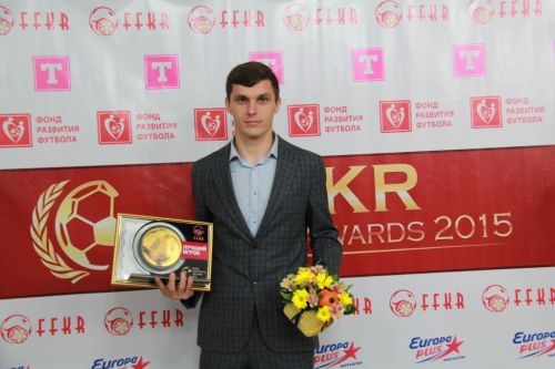 2015 год - Антон Землянухин