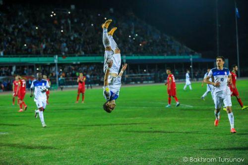 Сборная Кыргызстана по футболу1