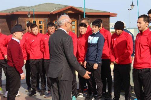 ФК Алга (Бишкек)4