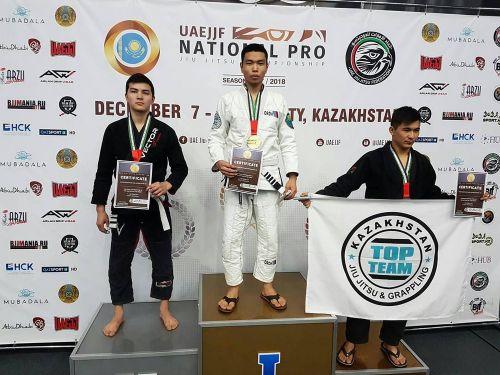 Kazakhstan National Pro4