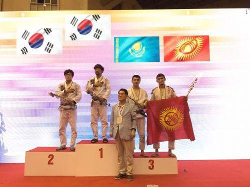 Чемпионат Азии, NE-WAZA2