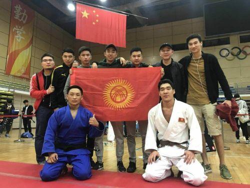Турнир в Китае3