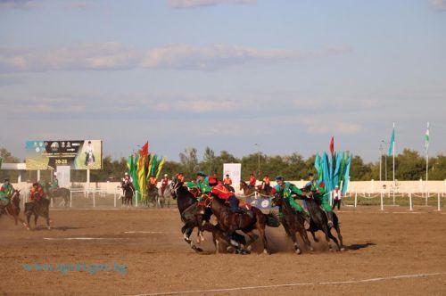 Кыргызстан - Монголия