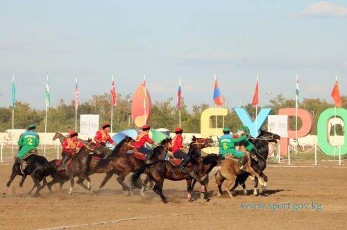 Кыргызстан - Монголия4