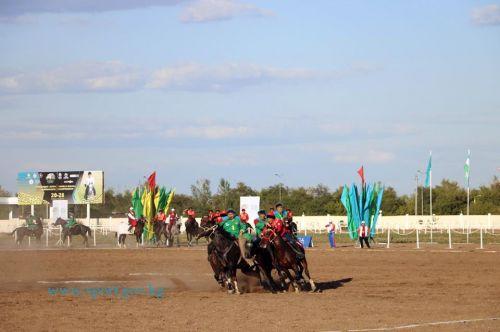 Кыргызстан - Монголия2