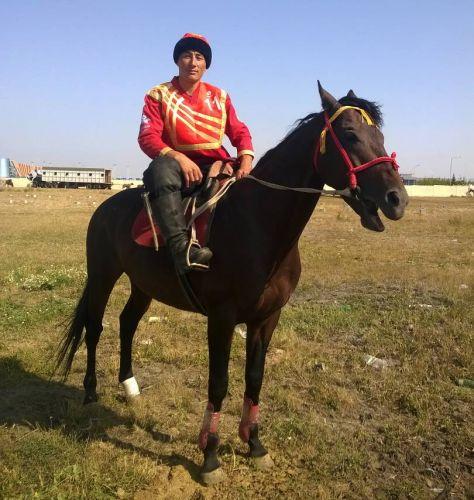 Рустам Тыналиев и Комбат