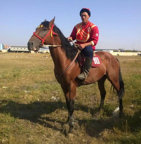Нуржан Мелисбеков и Бойка