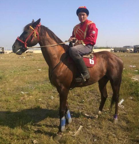 Аскат Батырбек уулу и Токмок