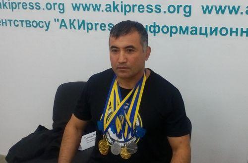 алымбек рахимов