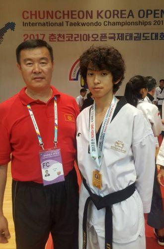 Открытый чемпионат Кореи
