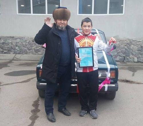 Ишенбек Муратбек уулу1