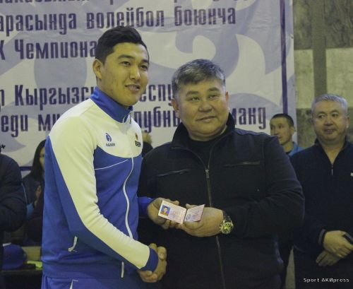 Эмиль Идирисов
