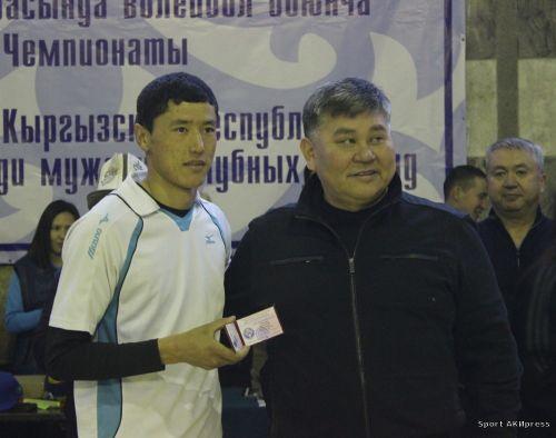 Нурмухамед Токтоев