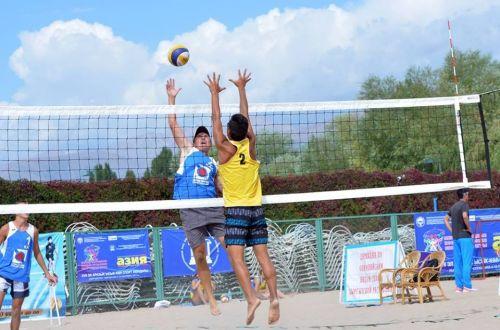 Пляжный волейбол2