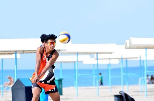 Пляжный волейбол6