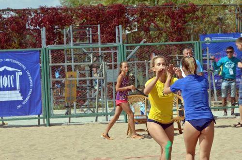 Пляжный волейбол5