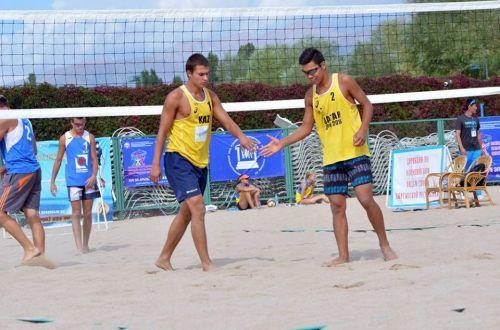 Пляжный волейбол1