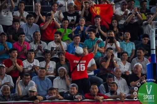 Кыргызстан - Казахстан4