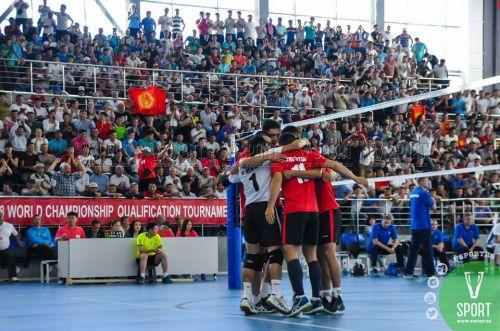 Кыргызстан - Казахстан3