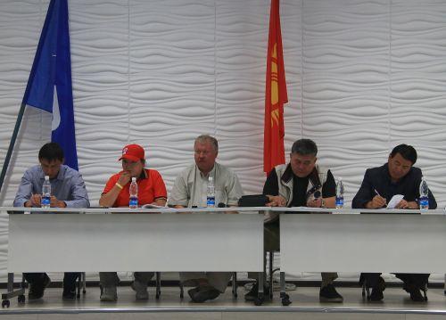 Выборы президент ФВКР2