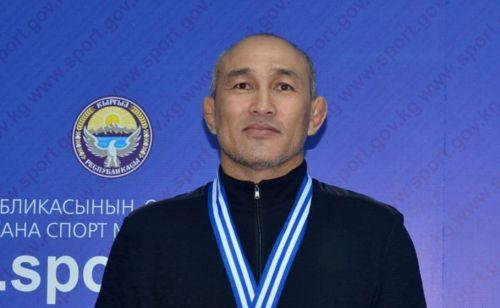 Чынарбек Изабеков