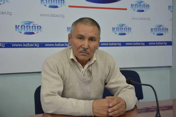 Самыйбек Кыдырмышев