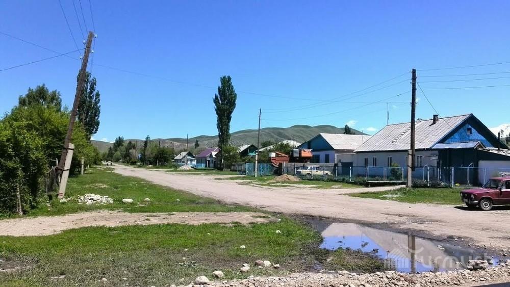 Село Боз-Учук, Ак-Суйский район