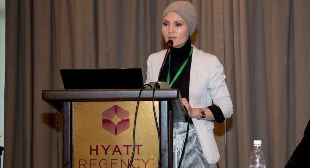 Амина Курбанова