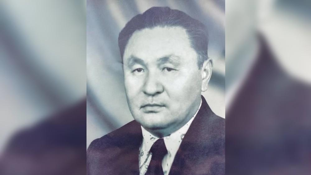 Сайпидин Осмонов