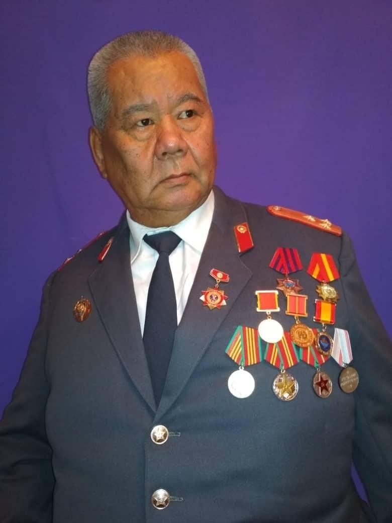 Токтосун Боркошов