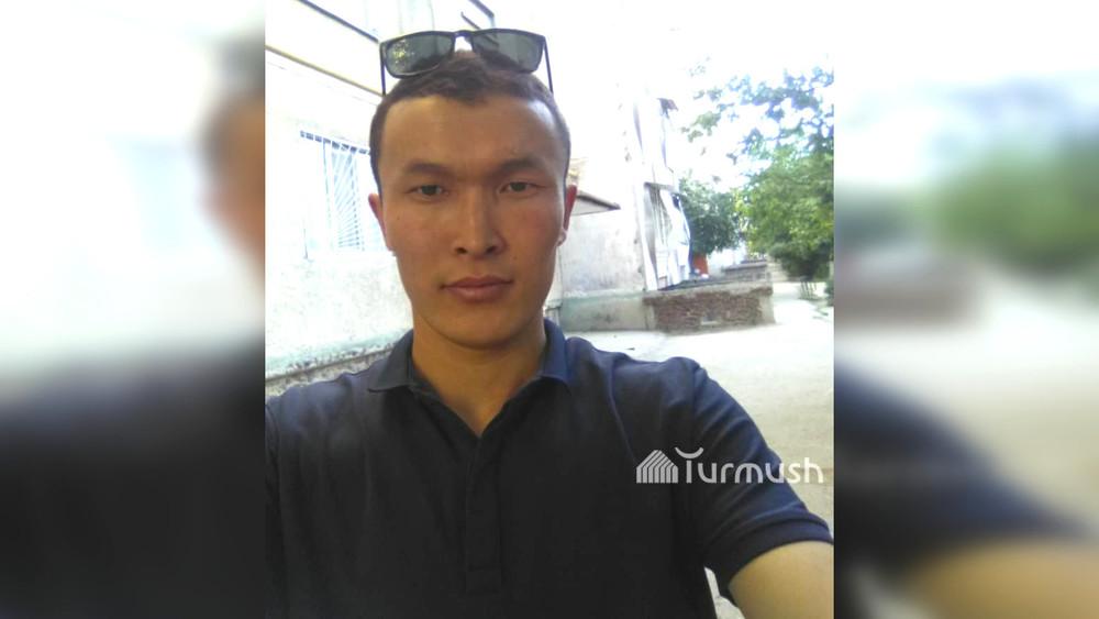 27 жаштагы Сейтек Акматов
