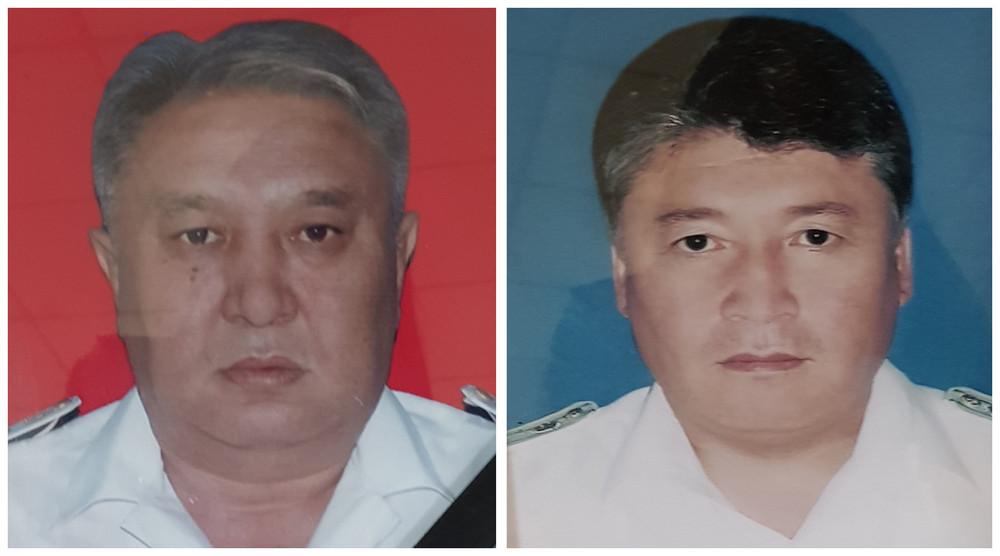 Чынарбек Алыбаев и Эркинбек Алиев