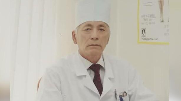 Масалбек Джумабеков