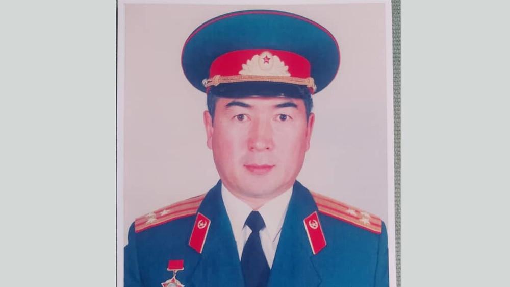 Бейшенбек Жакыпбеков