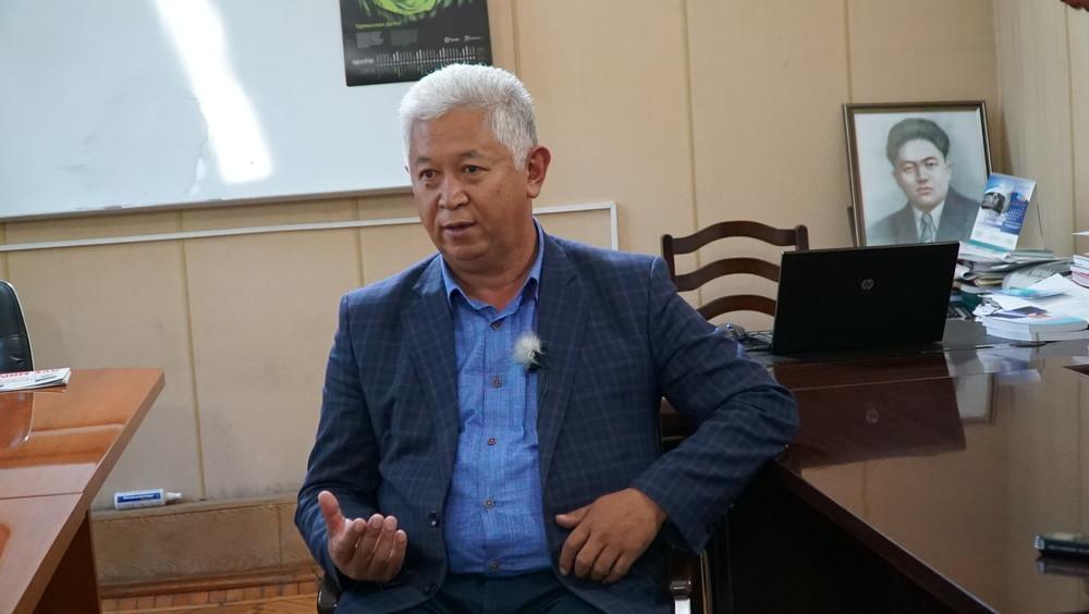 Кыяс Молдокасымов