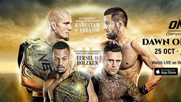 One FC: Dawn Of Valor