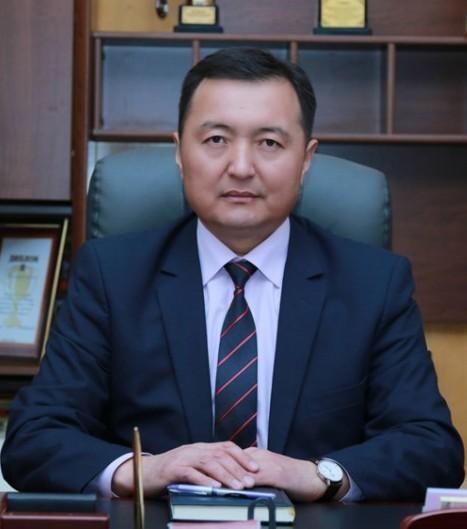 Глава Ошского регионального управления градостроительства и архитектуры Ажымурат Жолдошев
